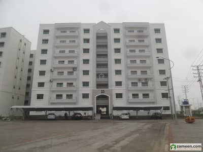 Nice Condition 10 Marla 3 Bedroom Flat Flat For Sale In Askari 11 Lahore