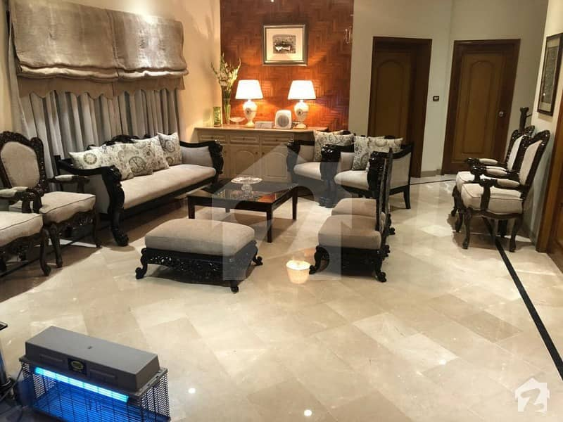 10 Marla Fully Furnished House For Rent In Dha Phase 4 Lahore