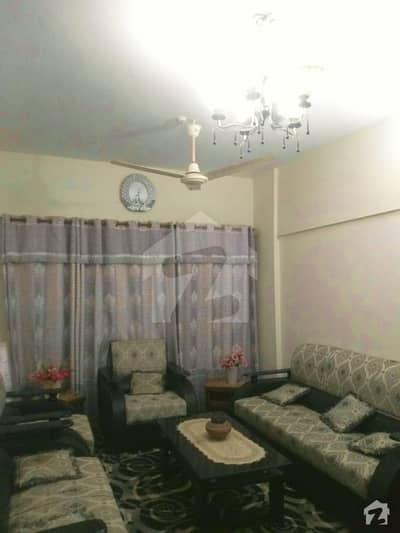 Flat For Sale 3 Bed DD First Floor Corner West Open Gulshan E Iqbal Block 2
