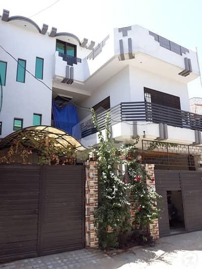نیو سٹی ہومز پشاور میں 6 کمروں کا 11 مرلہ مکان 2 کروڑ میں برائے فروخت۔
