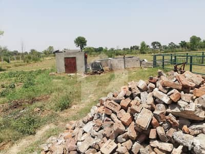 25 Kanal Farm House Land At Jorian Near Main Chakri Road Rawalpindi