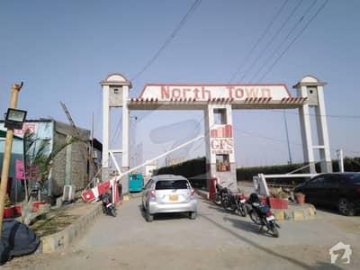 نارتھ ٹاون ریزیڈینسی نارتھ کراچی کراچی میں 3 مرلہ رہائشی پلاٹ 29 لاکھ میں برائے فروخت۔