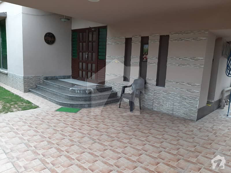 Fully Furnished 14 Marla Lower Portion Of 2 Beds Available For Rent Near Kalma Chowk Lahore