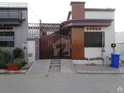 120 Sq. Yard Single Storey House Is Available For Sale