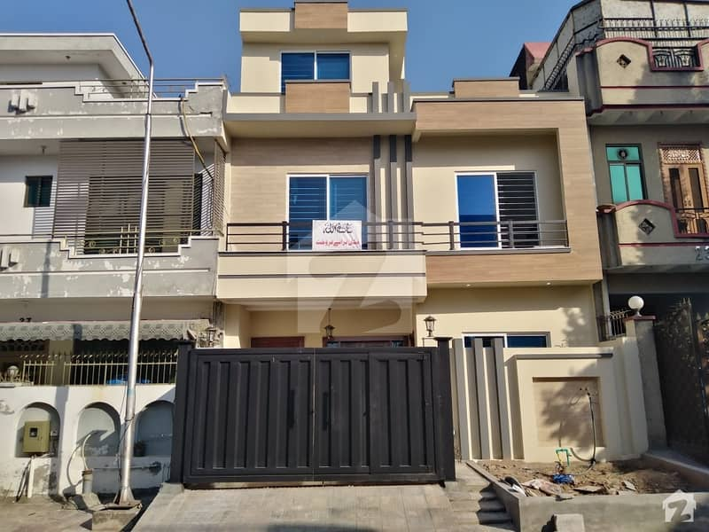 Brand New 25x40 House For Sale In Islamabad