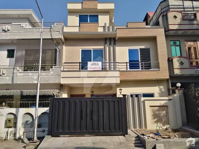 جی ۔ 13/4 جی ۔ 13 اسلام آباد میں 3 کمروں کا 4 مرلہ مکان 1.85 کروڑ میں برائے فروخت۔