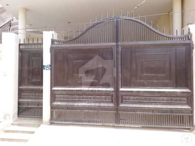8 Marla  Double Storey House Is Available At Good Location