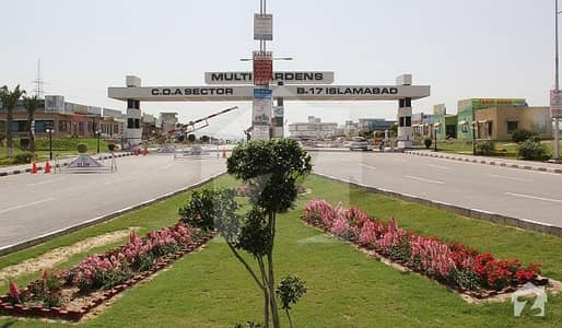 Plot For Sale In Block E In B17 Islamabad