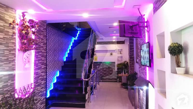 I Kanal Building 40 Rooms Hostel Fully Furnished Prime Location