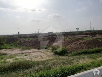 احسن گرینڈ سٹی کراچی میں 8 مرلہ رہائشی پلاٹ 40 لاکھ میں برائے فروخت۔
