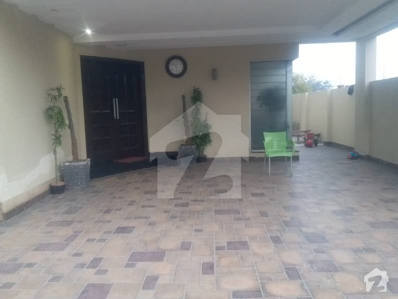 1 Kanal Only 1 Year Used House Available In State Life Housing Society Phase1