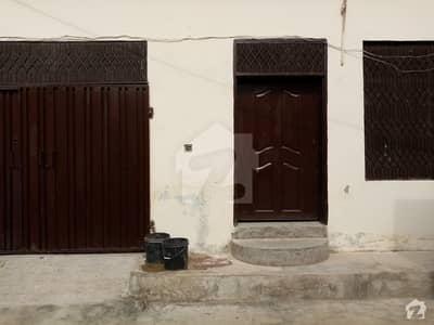 Double Storey Beautiful House For Sale At Wazir Colony Okara