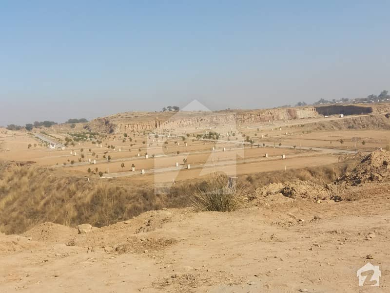 Dha Valley Sector  Rose  4 Marla Commercial Plot For Sale Dem 33 Lac