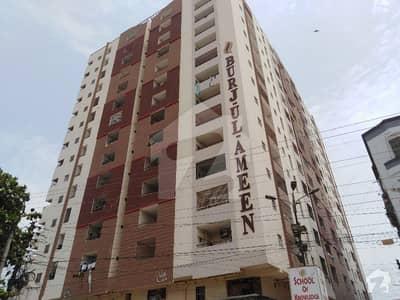 ناظم آباد - بلاک 4 ناظم آباد کراچی میں 2 کمروں کا 3 مرلہ فلیٹ 62 لاکھ میں برائے فروخت۔