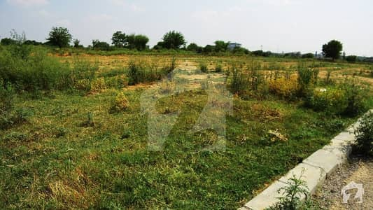 Residential Plot Sized 7 Marlas In Scenic F-17 Islamabad