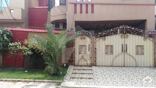 10 Marla House For Sale In H Block Of Gulshan E Ravi Lahore
