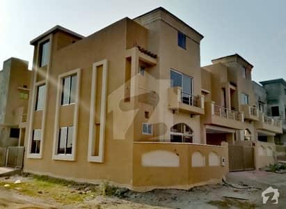 Beautiful Designer 8 Marla Brand New Corner House For Sale Bahria Town Phase 8 Abu Baker Block Rwp