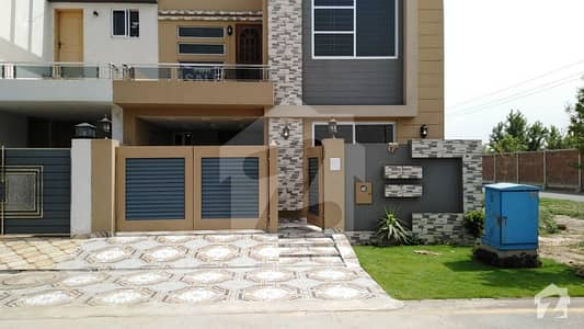5 Marla Brand New House For Sale In EE Block Of Bahria Town Lahore