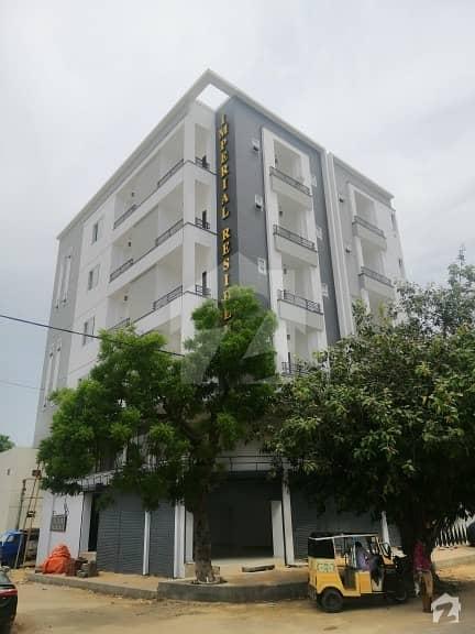 Imperial Residency 3 Bed With DD Main Khalid Bin Waleed Road