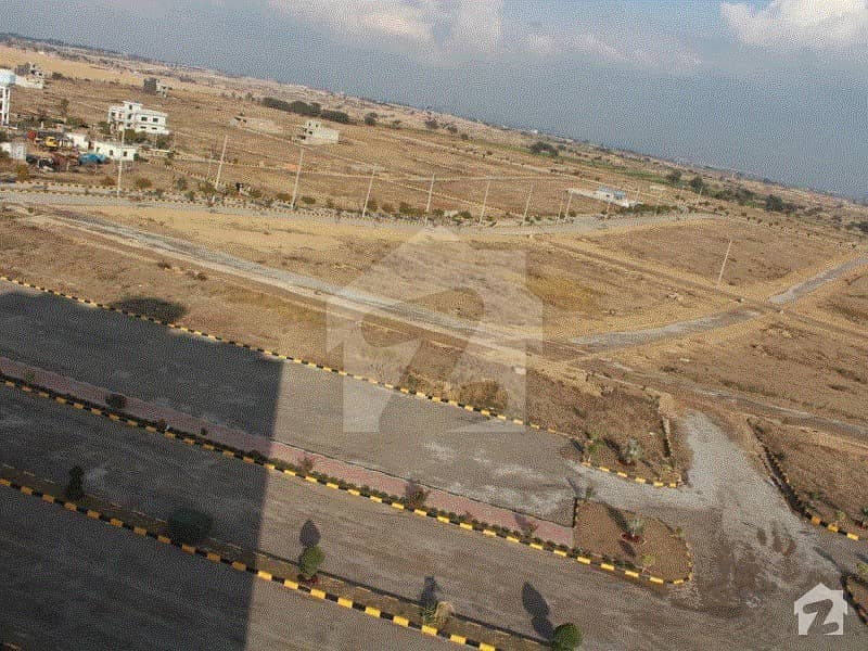 Residential Plot Is Available For Sale In University Town Block C