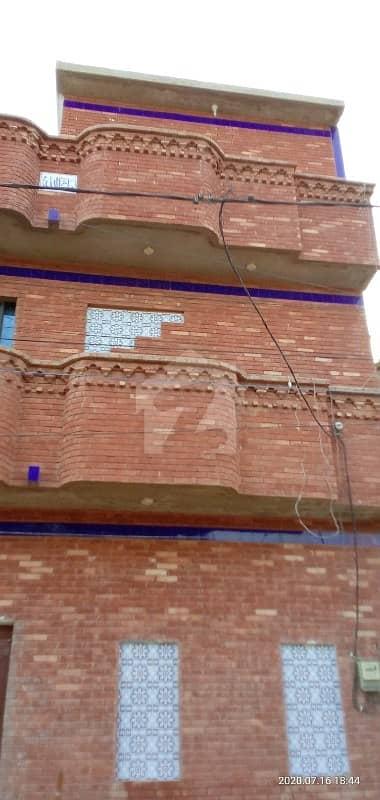 پی اینڈ ٹی ہاؤسنگ سوسائٹی کورنگی کراچی میں 5 کمروں کا 4 مرلہ مکان 1.4 کروڑ میں برائے فروخت۔