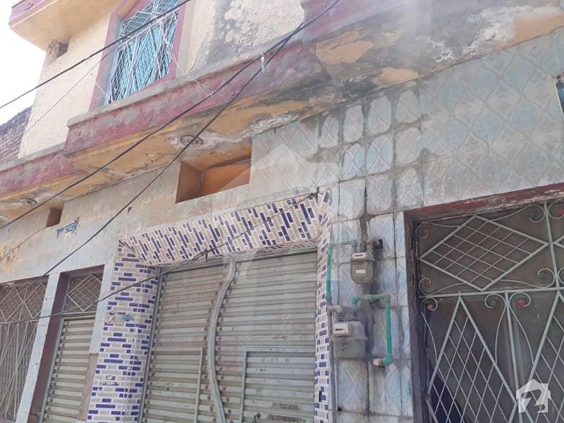 رِنگ روڈ پشاور میں 3 کمروں کا 2 مرلہ مکان 40 لاکھ میں برائے فروخت۔