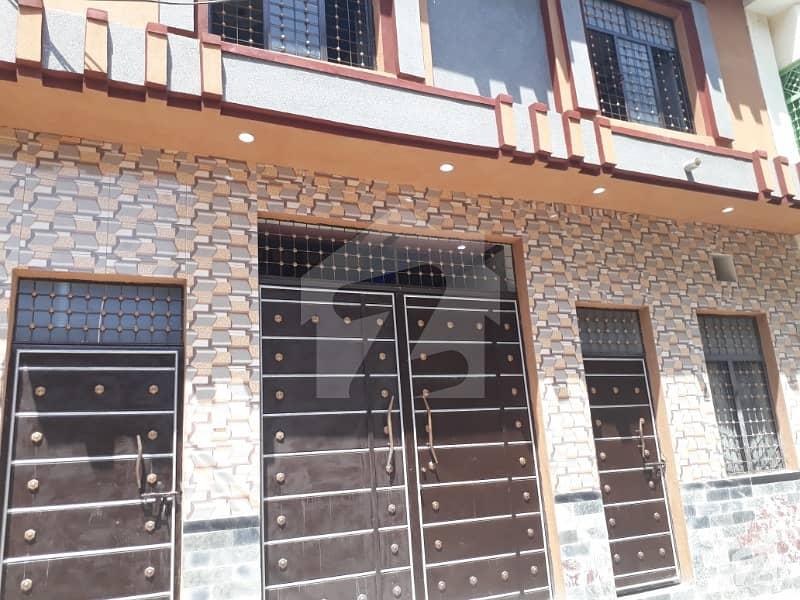 رِنگ روڈ پشاور میں 6 کمروں کا 4 مرلہ مکان 1.1 کروڑ میں برائے فروخت۔