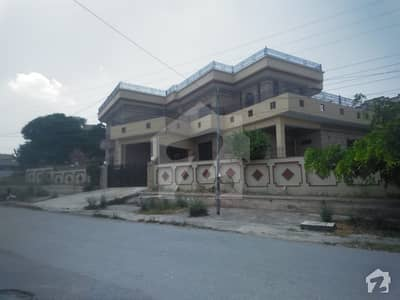 6 Beds 1 Kanal Spectacular House For Sale In Gulshanabad