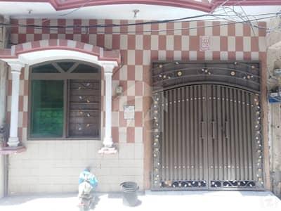 ملتان روڈ لاہور میں 3 کمروں کا 3 مرلہ مکان 55 لاکھ میں برائے فروخت۔
