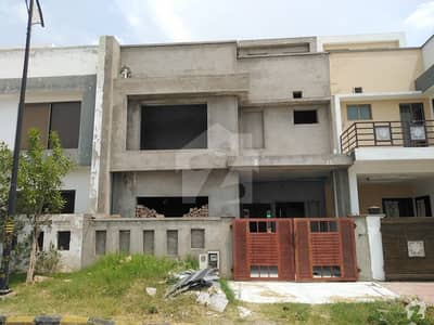 B-1 Block 5 Marla Double Story House For Sale In Bahria Enclave Islamabad