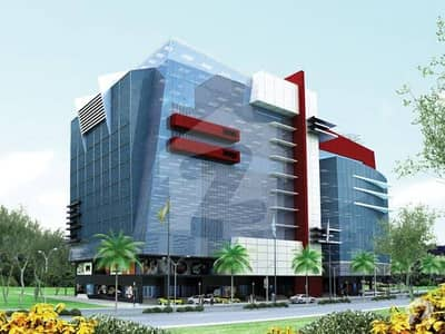 Shop For Sale Haly Tower In Dha Phase 3