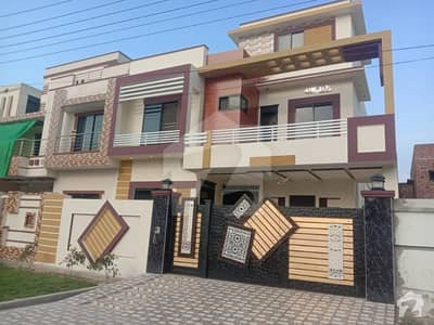 10 Marla Double Storey New House For Sale