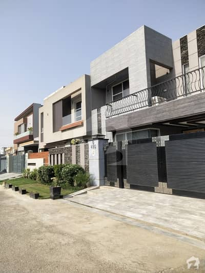 Beautifully Designed 6-marla House Near Park In Phase-5 For Rent