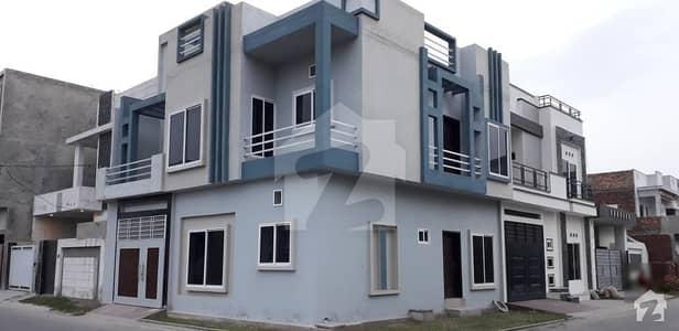 جیون سٹی - فیز 2 جیون سٹی ہاؤسنگ سکیم ساہیوال میں 4 مرلہ مکان 80 لاکھ میں برائے فروخت۔