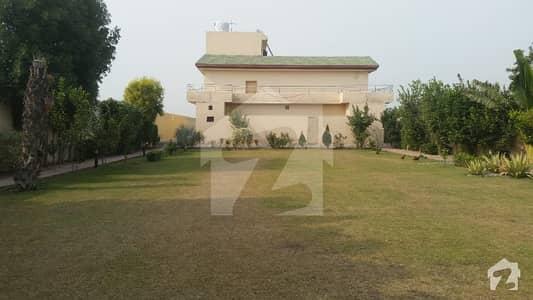 ڈی ایچ اے فیز 7 ڈیفنس (ڈی ایچ اے) لاہور میں 6 کمروں کا 10 کنال فارم ہاؤس 7.5 کروڑ میں برائے فروخت۔