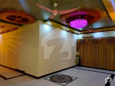 1 Kanal Ground Portion For Rent In Phase 7 Bahria