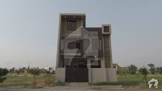 5 Marla Brand New Bungalow For Sale In Iqbal Block Of Bismillah Housing Scheme Lahore