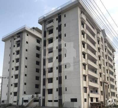 عسکری 6 پشاور میں 3 کمروں کا 13 مرلہ فلیٹ 1.55 کروڑ میں برائے فروخت۔