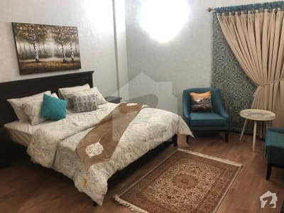 15 Marla 03 Bed Luxury Apartment In Mall Of Lahore On Rent Fully Furnished