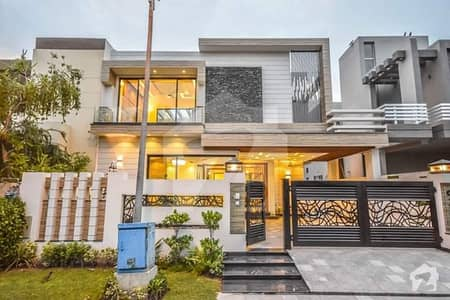 Richmoor Presents 10 Marla Modern Design House For Sale In Dha Lahore