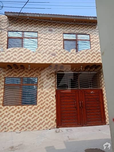 4 Marla Double Storey House For Sale In Bhara Kahu