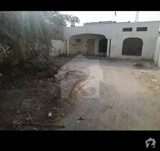 12 Marla Commercial House For Sale