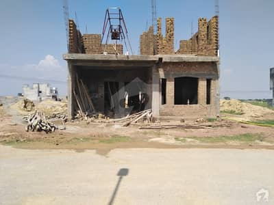 7 Marla Double Story Under Construction House Available For Sale In Faisal Town Islamabad Block A