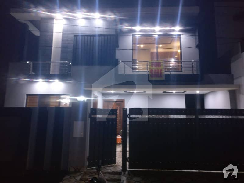 10 Marla Brand New House  Available For Sale In Punjab Govtphase 2 At College Road Lahore