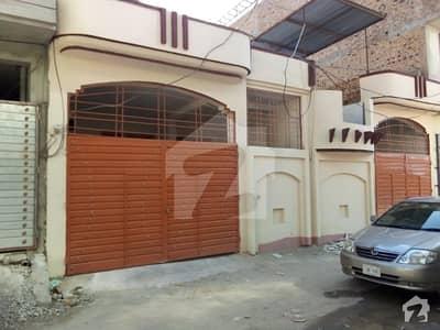 کینال ٹاؤن پشاور میں 6 کمروں کا 7 مرلہ مکان 1.3 کروڑ میں برائے فروخت۔