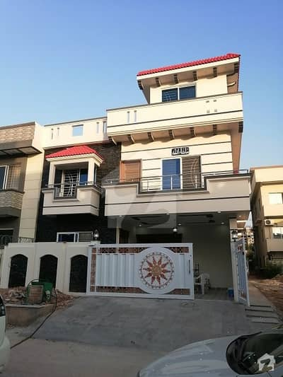 G-13 Brand New    Corner Double Storey Double Units With Ideally Located Near Park Market Masjid Very Solid Construction