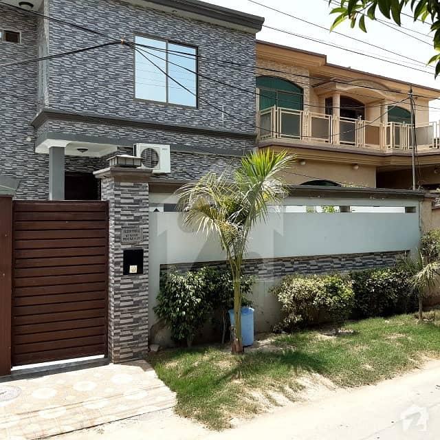 11.25 Marla Double Storey House On Main Boulevard