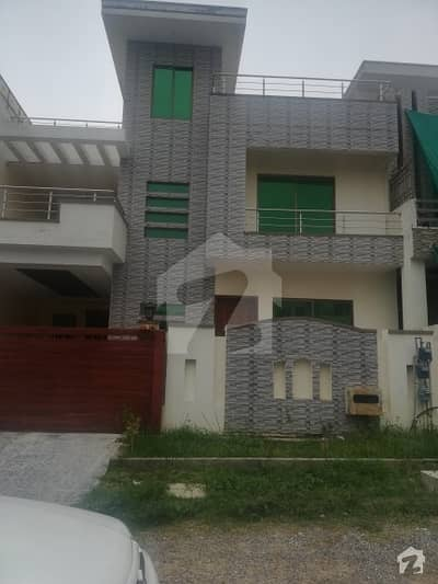 F-15 New House For Sale Triple Storey Size 35x70 Sq. Feet