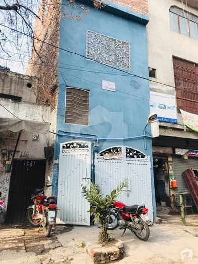 4 Marla Commercial Triple Storey House For Sale In Auto Market