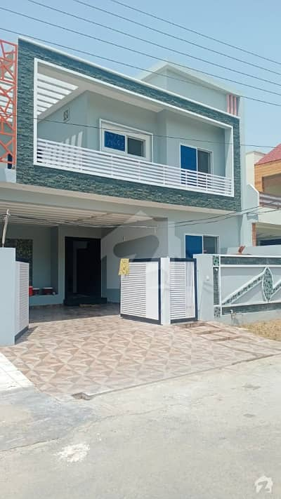 10 Marla Brand New Double Storey House For Sale In S Block